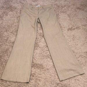 Size 0 khaki dress pants